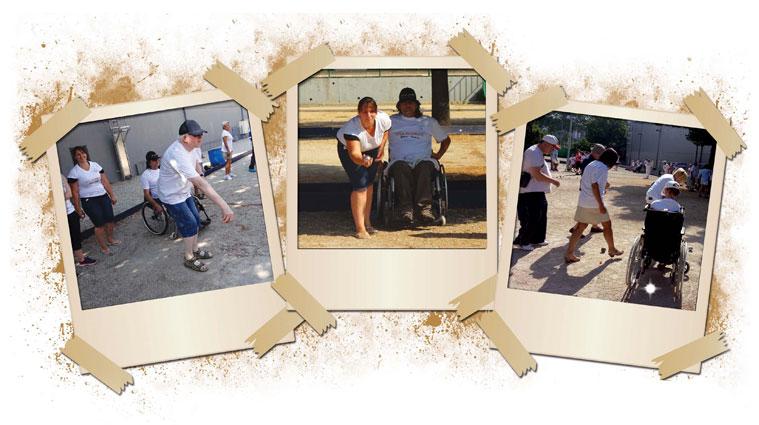 Images de l'Open de Pétanque